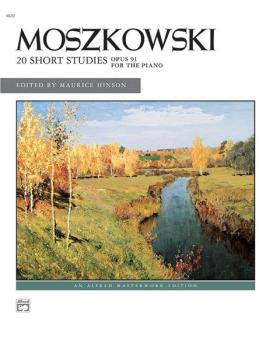 20 Short Studies, Opus 91 (AL-00-4620)