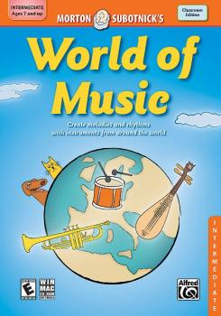 Creating Music Series: World of Music (Intermediate) (AL-00-30533)