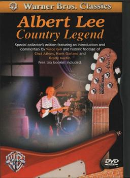Albert Lee: Country Legend: Special Collector's Edition (AL-00-902987)