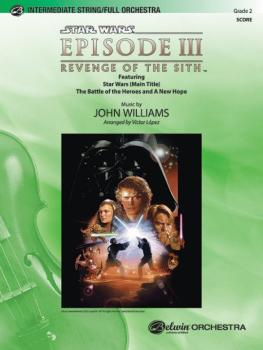 <I>Star Wars®:</I> Episode III <I>Revenge of the Sith,</I> Selections  (AL-00-FOM05007C)