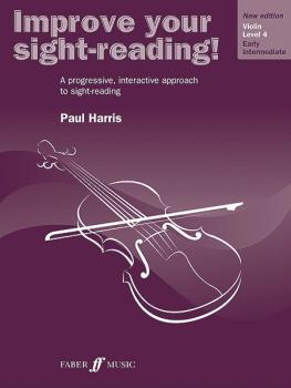 Improve Your Sight-reading! Violin, Level 4 (New Edition): A Progressi (AL-12-0571536646)
