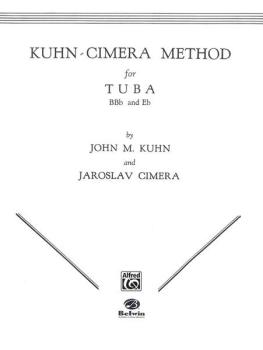 Kuhn-Cimera Method for Tuba, Book I (AL-00-EL00086)