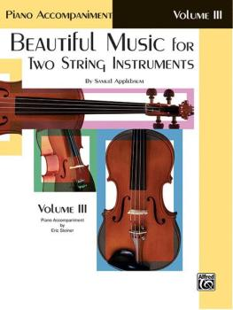 Beautiful Music for Two String Instruments, Book III (AL-00-EL02222)