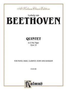 Quintet, Opus 16 (AL-00-K03148)