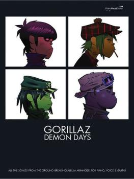 Gorillaz: Demon Days (AL-12-0571524532)