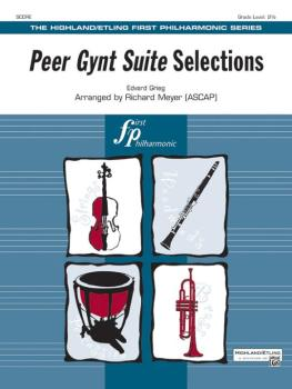 <i>Peer Gynt Suite</i> Selections (Featuring: Morning Mood / In the Ha (AL-00-42068)