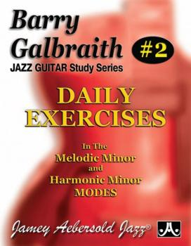 Barry Galbraith Jazz Guitar Study Series #2: Daily Exercises: In the M (AL-24-BG2)