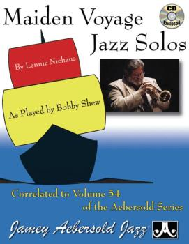 Maiden Voyage Jazz Solos: As Played by Bobby Shew (AL-24-MVT)