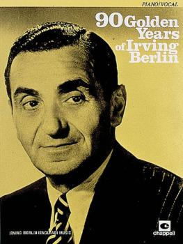 90 Golden Years of Irving Berlin (AL-55-02077)