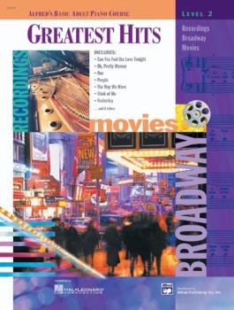 Alfred's Basic Adult Piano Course: Greatest Hits Book 2 (AL-00-19696)