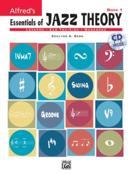 Alfred's Essentials of Jazz Theory, Book 1 (AL-00-20806)