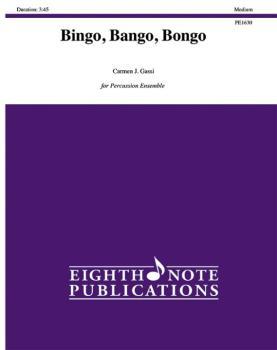 Bingo, Bango, Bongo (For 6 Players) (AL-81-PE1630)