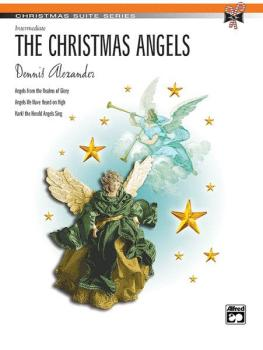 The Christmas Angels (AL-00-22416)