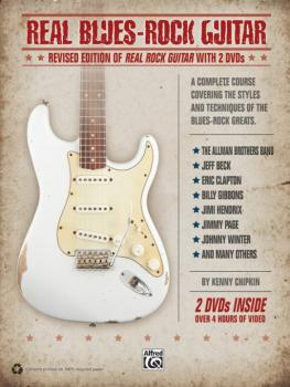 Real Blues-Rock Guitar (Revised): Revised Edition of <i>Real Rock Guit (AL-00-34050)
