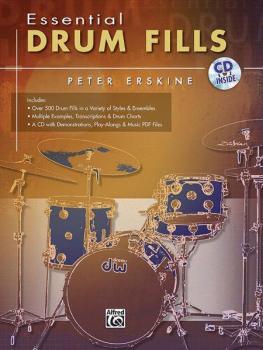 Essential Drum Fills (AL-00-30291)