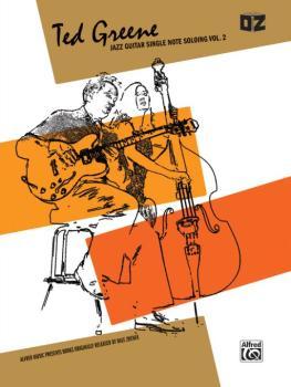 Ted Greene: Jazz Guitar Single Note Soloing, Volume 2 (AL-00-30472)