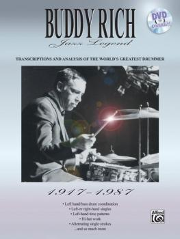 Buddy Rich: Jazz Legend (1917-1987): Transcriptions and Analysis of th (AL-00-0112B)