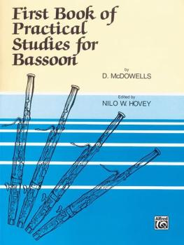 Practical Studies for Bassoon, Book I (AL-00-EL01513)