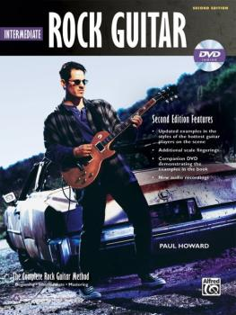 The Complete Rock Guitar Method: Intermediate Rock Guitar (2nd Edition (AL-00-39329)