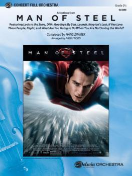 <i>Man of Steel,</i> Selections from (Featuring: Look to the Stars / D (AL-00-42078S)