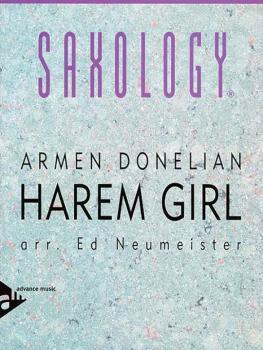 Saxology: Harem Girl (AL-01-ADV7553)