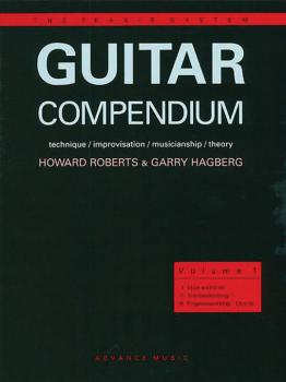 The Praxis System: Guitar Compendium Vol. 1: Technique / Improvisation (AL-01-ADV10014)