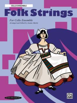 Folk Strings for Ensemble (AL-00-15490X)