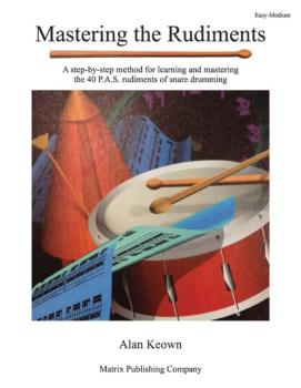 Mastering the Rudiments: A Step-by-Step Method for Learning and Master (AL-00-SDS9)