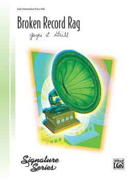 Broken Record Rag (AL-00-36159)
