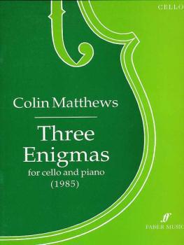 Three Enigmas (AL-12-0571512976)