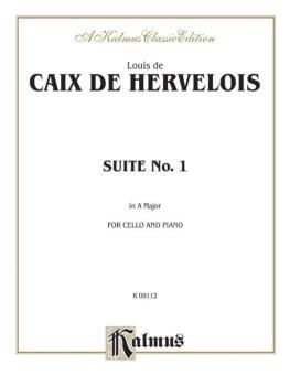 Suite No. 1 in A Major (AL-00-K09112)