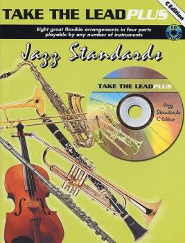 Take the Lead Plus: Jazz Standards (AL-55-9771A)