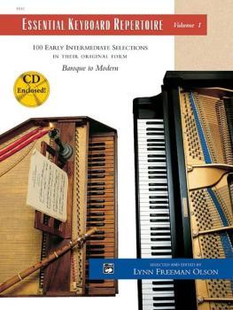 Essential Keyboard Repertoire, Volume 1: 100 Early Intermediate Select (AL-00-16780)