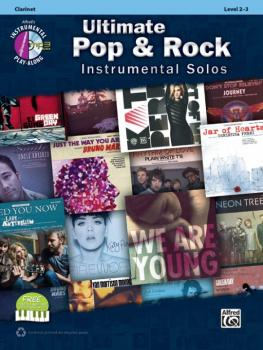 Ultimate Pop & Rock Instrumental Solos (AL-00-40793)