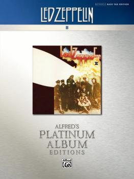 Led Zeppelin: II Platinum Album Edition (AL-00-40935)