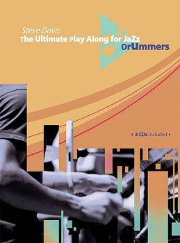 The Ultimate Play Along for Jazz Drummers (AL-01-ADV13017)