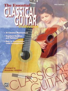 The Essential Classical Guitar Collection (AL-00-0061B)