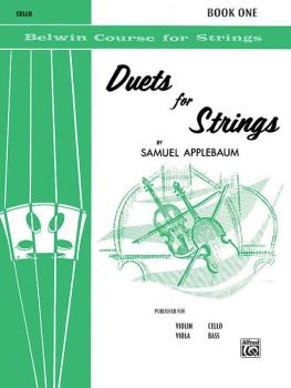 Duets for Strings, Book I (AL-00-EL01992)
