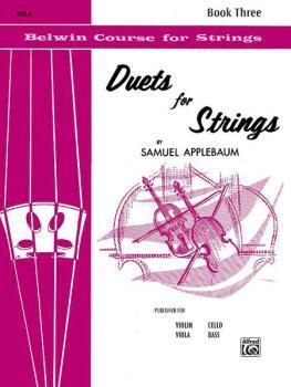 Duets for Strings, Book III (AL-00-EL02074)