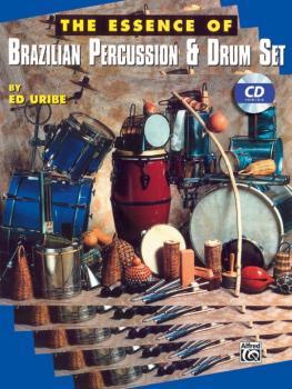 The Essence of Brazilian Percussion & Drum Set (AL-00-EL03920CD)