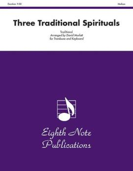 Three Traditional Spirituals (AL-81-STB215)