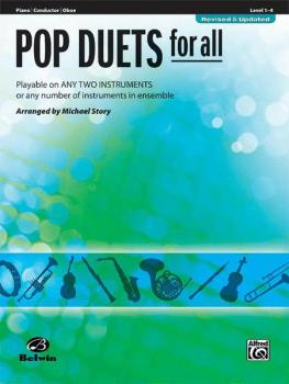 Pop Duets for All (Revised and Updated): Playable on Any Two Instrumen (AL-00-30685)