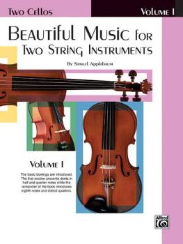 Beautiful Music for Two String Instruments, Book I (AL-00-EL02201)