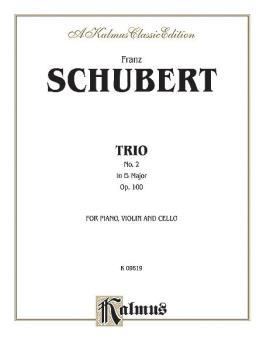 Trio No. 2 in E-flat Major, Opus 100 (AL-00-K09619)