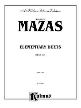 Elementary Duets, Opus 86 (AL-00-K02088)