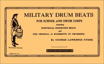 Military Drum Beats (For School and Drum Corps) (AL-00-32753)