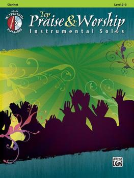 Top Praise & Worship Instrumental Solos (AL-00-34225)
