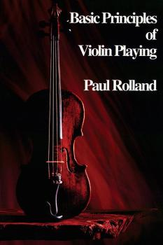 Basic Principles of Violin Playing (AL-98-1883026202)