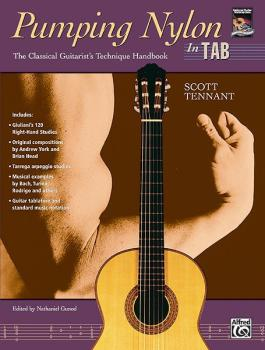 Pumping Nylon: In TAB: The Classical Guitarist's Technique Handbook (AL-00-17818)