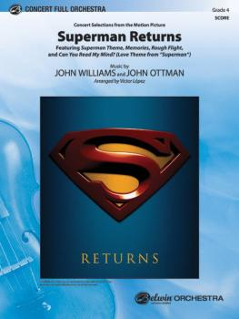 <I>Superman Returns,</I> Concert Selections from (AL-00-26673S)